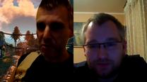 Ostafiński i Hynek biorą się za łby. Wideo
