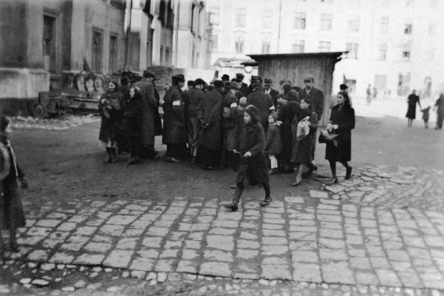 Ostateczną likwidację getta przeprowadzono w dniach 13-14 marca 1943 roku /DPA /PAP