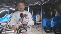 Ostatni biwak na Dakarze. Podsumowanie Rafała Sonika. Wideo