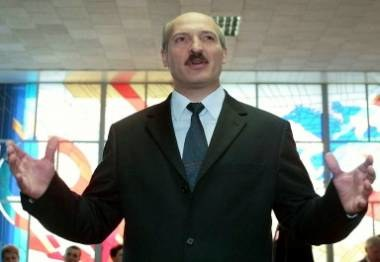 Ostatni dyktator Europy /AFP
