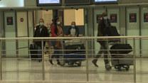 Ostatni podróżni z Brazylii wylądowali nocą w Paryżu