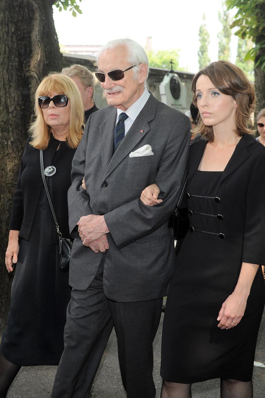 Ostatni raz córka i wdowa widziały się na pogrzebie! /- /MWMedia