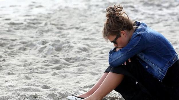 Ostatnia kłótnia Pawła i Ali zakończyła się dramatyczną ucieczką kobiety nad morze. /www.mjakmilosc.tvp.pl/