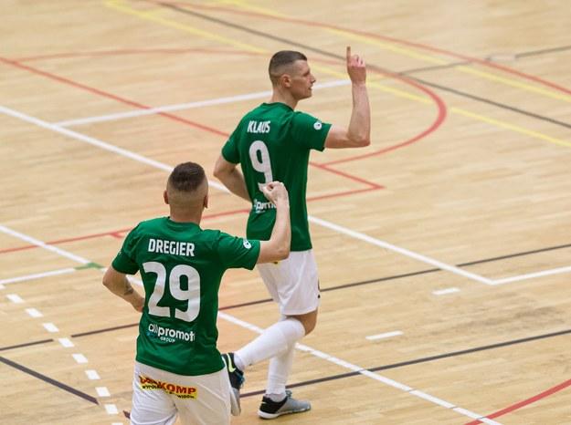Ostatnia kolejka STATSCORE Futsal Ekstraklasy była niezwykle emocjonująca! /Tomasz Pawlicki /