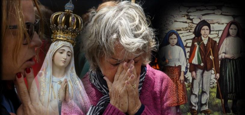 Ostatnią powierniczką tajemnic fatimskich pozostała wtedy Łucja. /Getty Images