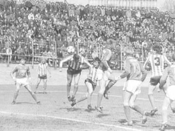 Ostatnie 1-ligowe derby z 1983 roku /INTERIA.PL