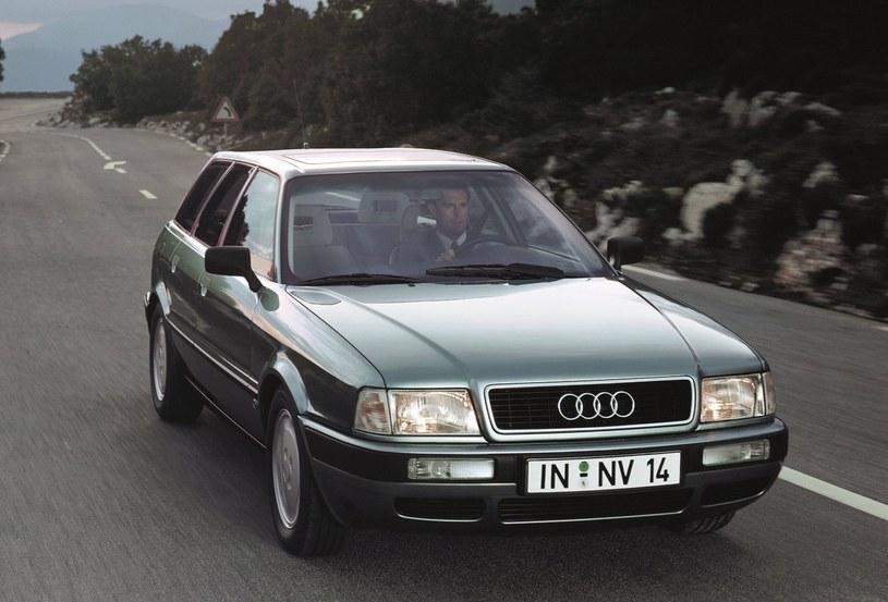 Ostatnie Audi 80 wyjechało na drogi w 1994 roku /