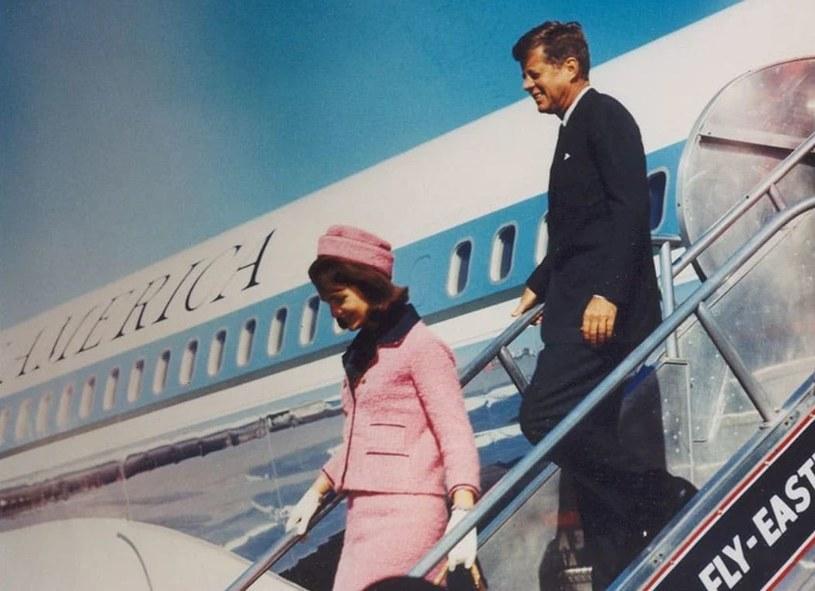 Ostatnie chwile życia prezydenta Kennedy'ego /Getty Images