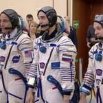 Ostatnie ćwiczenia praktyczne w Gwiezdnym Miasteczku. Astronauci przygotowują się do lotu na MSK