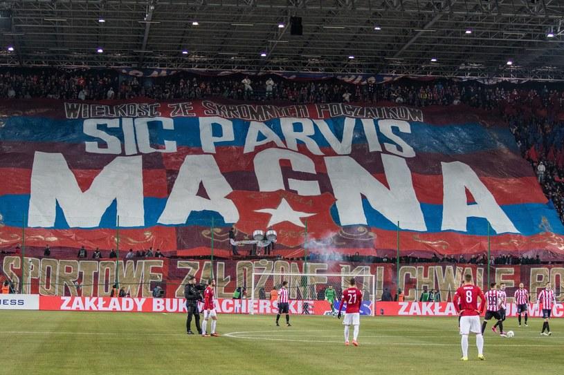 Ostatnie derby Krakowa /East News