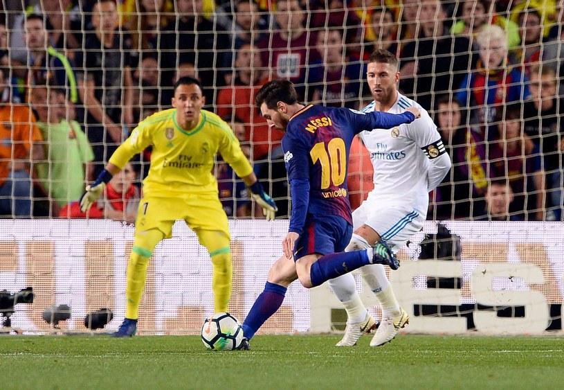 Ostatnie El Clasico odbyło się w maju w Barcelonie /AFP