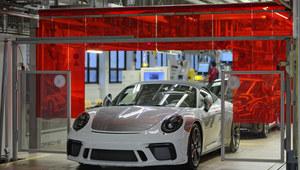 Ostatnie Porsche 911 generacji 991 wyjechało z fabryki