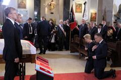 Ostatnie pożegnanie Ireny Szewińskiej