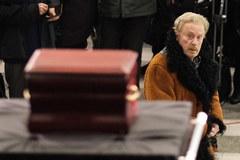Ostatnie pożegnanie Kazimierza Kutza