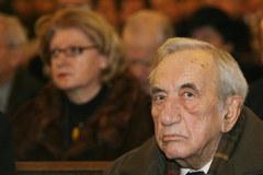 Ostatnie pożegnanie Krzysztofa Skubiszewskiego