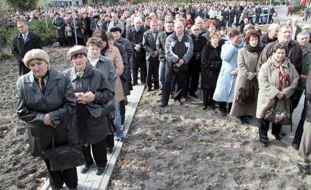 Ostatnie pożegnanie ofiar wypadku w Nowym Mieście