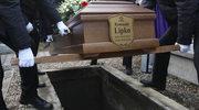 Ostatnie pożegnanie Romualda Lipki. Zaskakujące słowa księdza