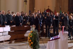 Ostatnie pożegnanie Wojciecha Kilara