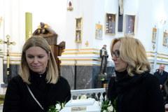 Ostatnie pożegnanie Wojciecha Młynarskiego