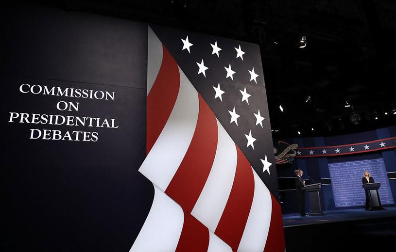 Ostatnie przygotowania do debaty Hillary Clinton i Donalda Trumpa /AFP