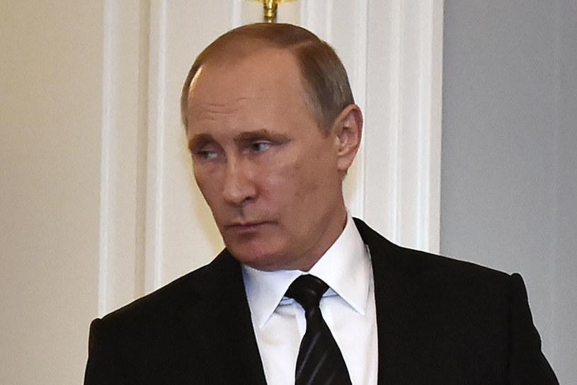 """""""Ostatnie słowo w tej sprawie jednak należy do prezydenta Rosji"""" /AFP"""