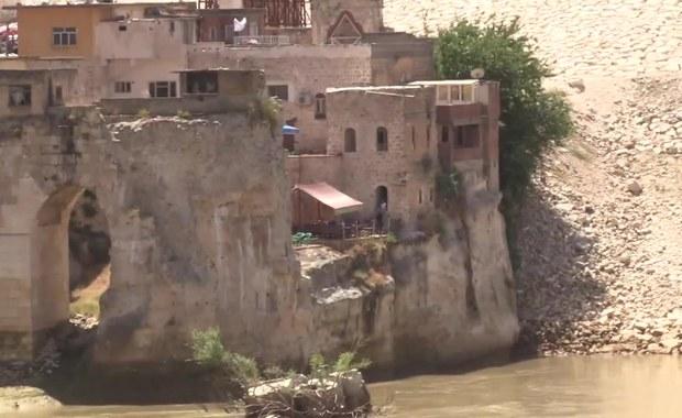 Ostatnie spojrzenie na miasto sprzed 12 tys. lat. Wkrótce zniknie pod wodą