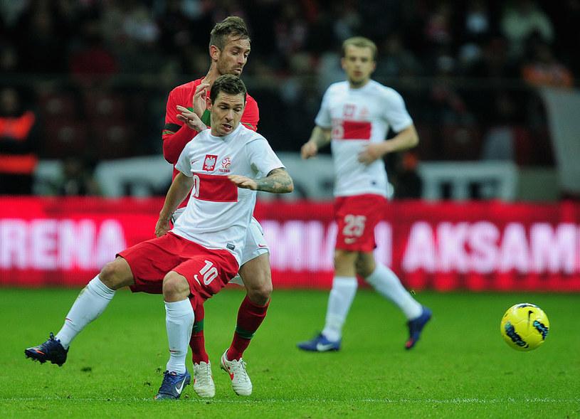 Ostatnie starcie Polski z Portugalią zakończyło sie bezbramkowym remisem /Getty Images