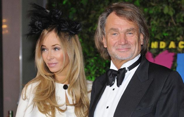 Ostatnie wspólne zdjęcie pary pochodzi z września 2012 roku /Jarosław Antoniak /MWMedia