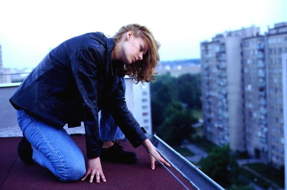 Ostatnim zadaniem, jakie ma wykonać uczestnik, jest samobójczy skok z wysokiego budynku. /Maciej Czajkowski /PAP