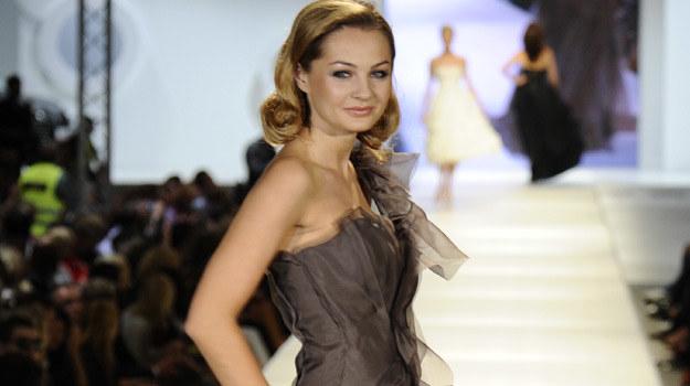 Ostatnio Małgorzata Socha spróbowała swoich sił także w roli modelki / fot. Jarosław Antoniak /MWMedia