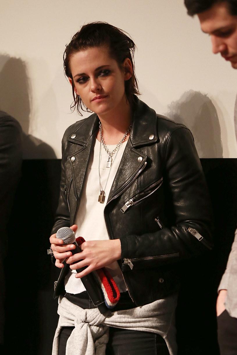 Ostatnio nosiła taką fryzurę /Joe Scarnici /Getty Images