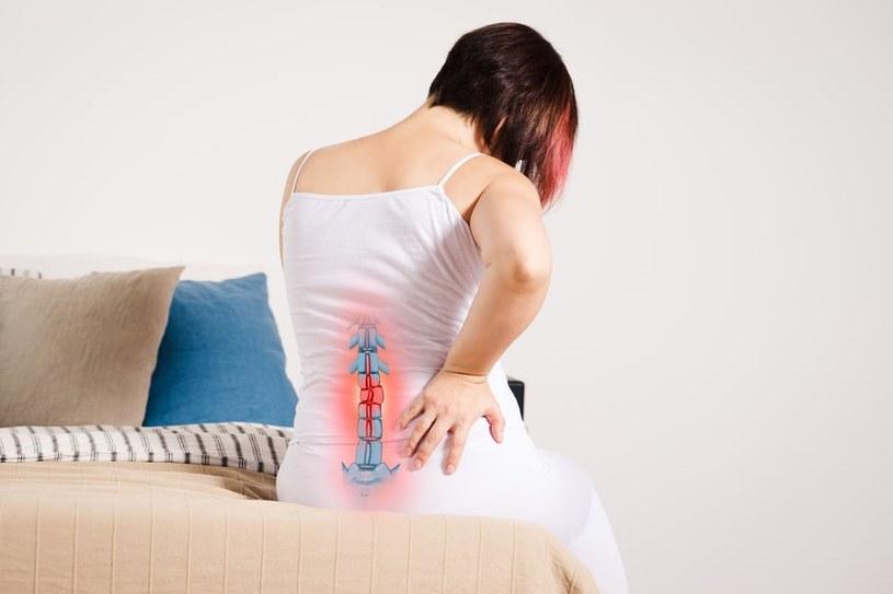 Osteoporoza rozwija się po cichu /123RF/PICSEL