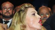 Ostra dieta Madonny