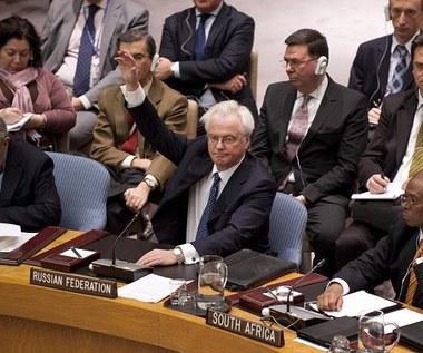 Ostre reakcje po wecie Rosji i Chin w sprawie Syrii