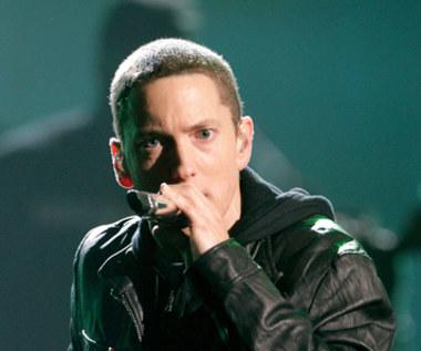 "Ostre słowa Eminema o pandemii koronawirusa. Posłuchaj ""The Adventures of Moon Man & Slim Shady"""