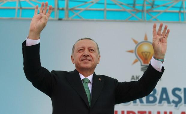 """Ostre słowa Erdogana pod adresem USA. """"To język pogróżek"""""""