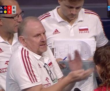 Ostre słowa Jacka Nawrockiego podczas meczu Polska - Ukraina (POLSAT SPORT) Wideo