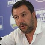 """Ostre słowa Salviniego. """"W kwestii imigracji UE nie istnieje"""""""