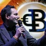 Ostre załamanie kursu bitcoina