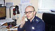 Ostróda: Policjant pomógł uratować dziecko