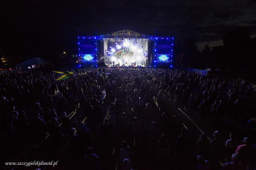 Ostróda Reggae Festival 2018 /Dawid Szczygielski /materiały prasowe