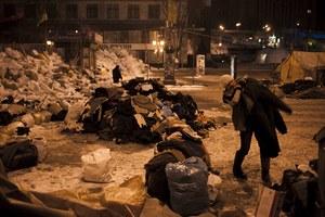 Ostrzeżenia przed czarnym scenariuszem na Ukrainie i falą uchodźców