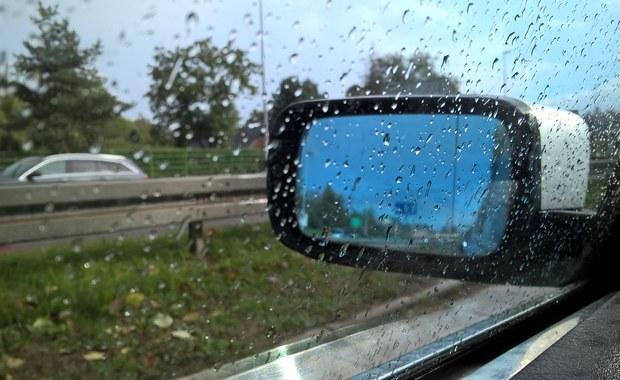 Ostrzeżenia przed ulewami. Podtopienia w Małopolsce