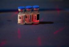 Ostrzeżenie w związku ze szczepionką Johnson & Johnson