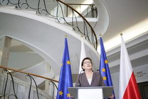 Oświadczenie Ewy Kopacz w sprawie wniosku o drugie referendum
