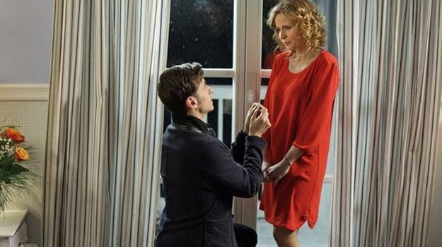 Oświadczyny były, a czy doczekamy się ślubu? / fot. www.mjakmilosc.tvp.pl /