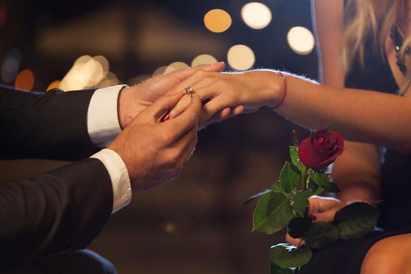 Długie randki przed zaręczynami