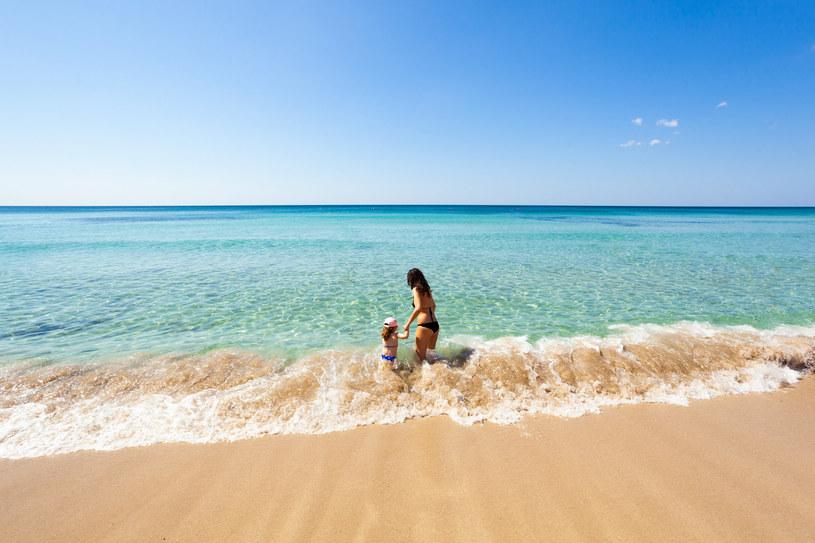 Oszałamiająca plaża plaża Punta Prosciutto /123RF/PICSEL