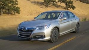 Oszczędna Honda Accord Plug-in Hybrid
