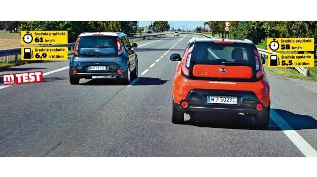 Oszczędzaj paliwo nie tracąc prędkości /Motor